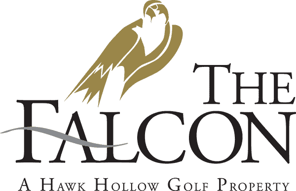 The Falcon logo